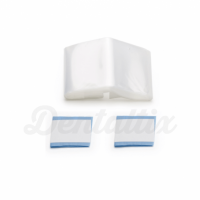 Sterile Coil Bottoms - 120 x 7 cm + 2 white adhesive strips Img: 201905181