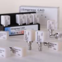 EMPRESS CAD ceramic blocks cerec/inlab Multi bleach (5 pcs) Img: 201908031