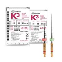K3 LIMES CONICIDAD.12 Nº25 21mm. (Cx6u.) ENDODONTICS Img: 202110091