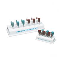 Kit 0308 Amalgam Polishing (12 units) Img: 201906221