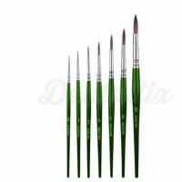 Kolinsky brush with round tip Img: 201905181