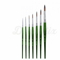 Kolinsky brush with round tip - 4 Img: 201905181