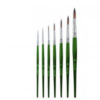 Kolinsky brush with round tip - 6 Img: 202003141