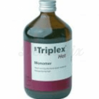 RESIN TRIPLEX HOT LIQUID (500ml) - Liquid (500 ml) Img: 201905181