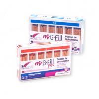 m-G-Fill Flex: gutta-percha tips p/m-Conic Flex (60 pcs) - F1 - F3 (60 pcs) Img: 202105081
