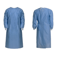 Disposable visitor gown of 40gr Img: 202105151