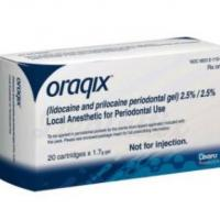 Oraqix anaesthesia in cartridges Img: 201908101