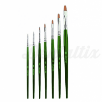 Brush flat type of mestra - 4 Img: 201905181