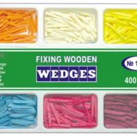Wooden Wedges (400 pcs) Img: 201807031
