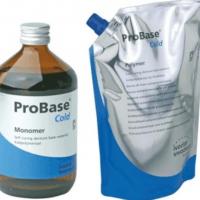 Kit Resin Probase COLD Pink - kit (2x500g+500 ml) Img: 201908031