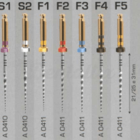 Protaper Basic Sequence Files (6u) - F5 25mm Img: 201905251