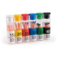 Coloured Gutta Percha Points -  N.15 (120u) Img: 202102271