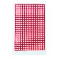 TECHNOWAX wax red grid 60x40 mm 25 pc Img: 201807031