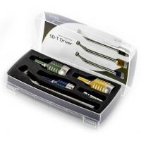 Contra angle manual screwdriver for dental implants with three torque handles Img: 202106121