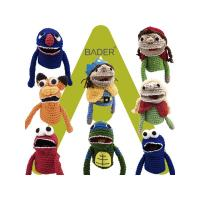 Crochet Puppets With Teeth For Children Img: 201807031