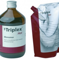 Triplex Hot Resin Kit (1kg+500 ml ) - Rosa Vet Kit (20 x 500g) Img: 202104171