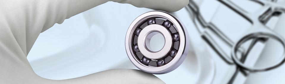 Rodamientos cerámicos rotores dentales