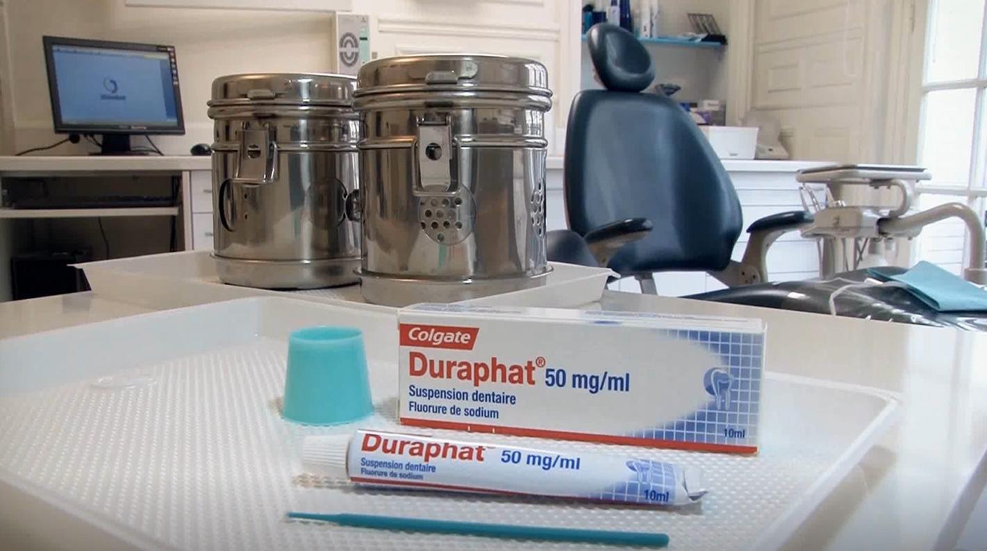 Manejo de la caries en clínica dental