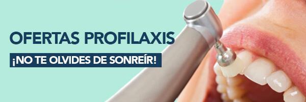 Profilaxis y Limpieza dental