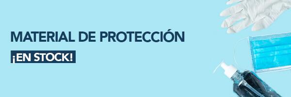 Material de proteccion sanitario dental