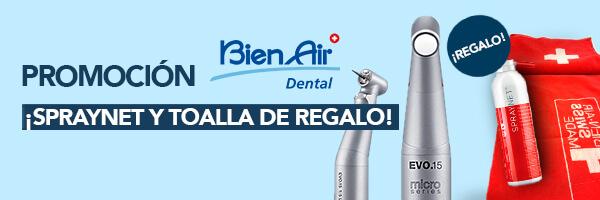 Bien Air Instrumental Rotatorio Dental