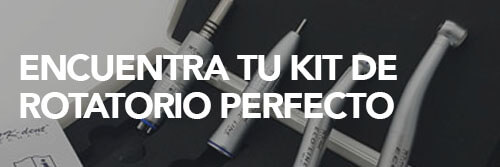 Kits Instrumental Rotatorio Odontologia