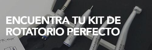 Kits Instrumental Rotatorio Odontologia