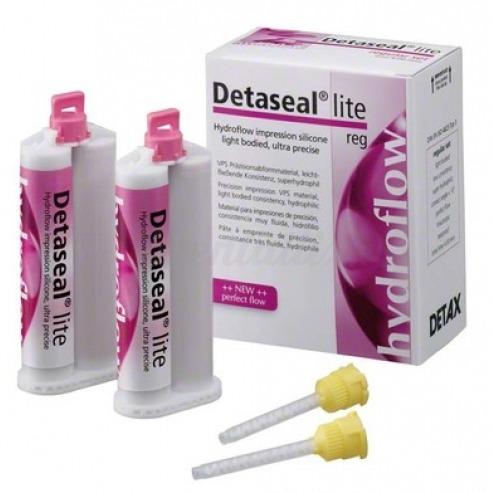 Detaseal® Hydroflow Lite - Impresión De Hidroflow De Silicona-Multipack 4 (rápido) Img: 202001041