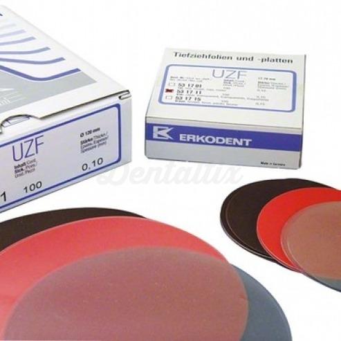 Láminas de compensación Universal-UZF termoplásticas (50 ud) Img: 201911301