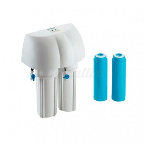 filtro agua autoclave dental