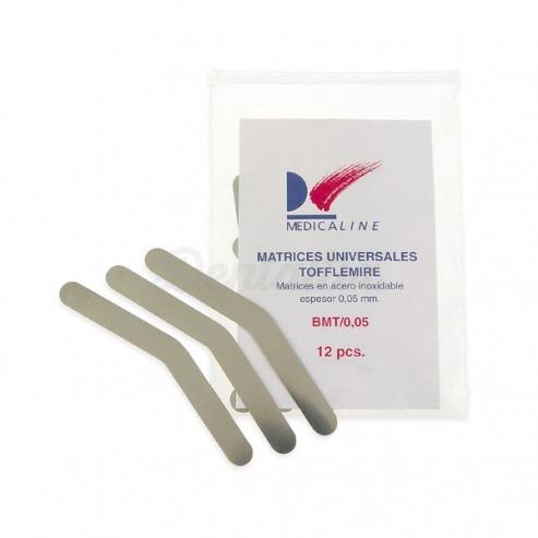MATRICES UNIVERSALES TOFFLEMIRE 0,05mm.12u.