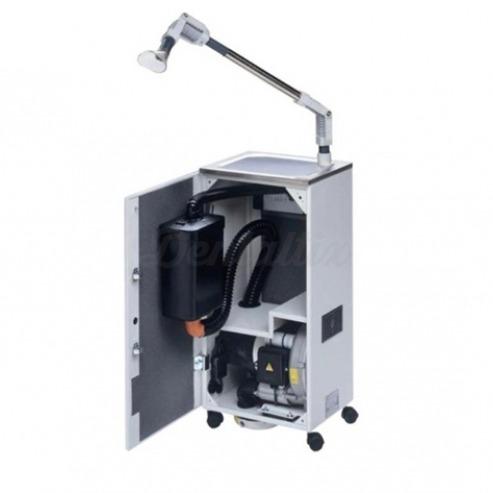 Aspi-Laser Steril: aspirador extraoral insonorizado