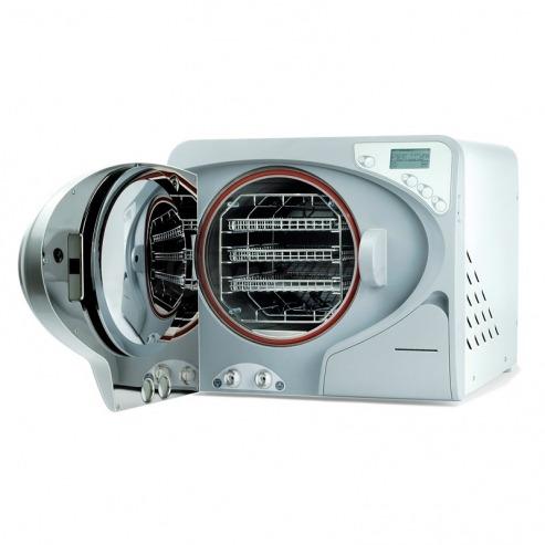 SK07 – Autoclave Clase B con impresora integrada y conexión a suministro de agua