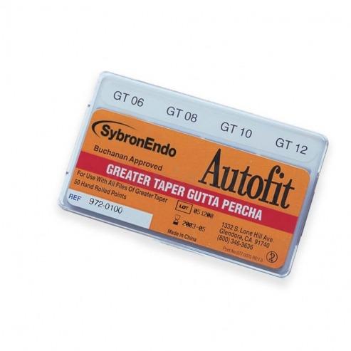 AUTOFIT GREATER TAPER GUTTAPERCHA 04 (50u.)