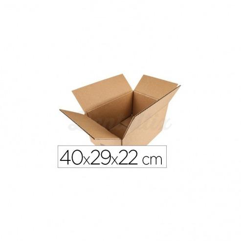 Caja para embalar Q-Connect 40x29x22Cm Img: 201807281