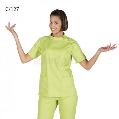 Casaca Mujer - Cuello Mao - Talla S - C/ 117 Img: 202003071