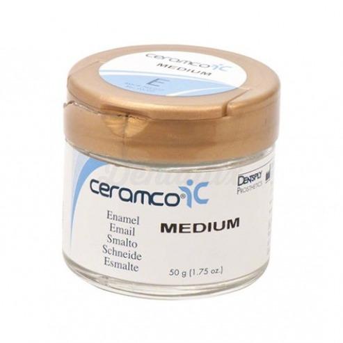 Ceramco Ic - Dentina/Esmalte (50g) - medium (Esmalte) Img: 202003071