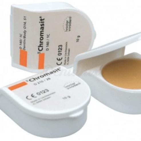 SR CHROMASIT dentina (540/4D) 10 g Img: 201807031
