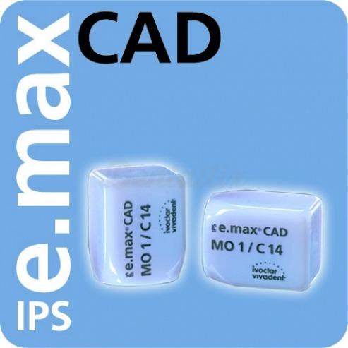 IPS EMAX CAD inlab MO1 C14 5 ud Img: 201807031