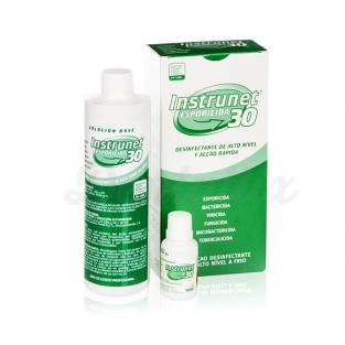 Instrunet 30 Desinfectante Esporicida concentrado (12ud x 350ml) Img: 201807031