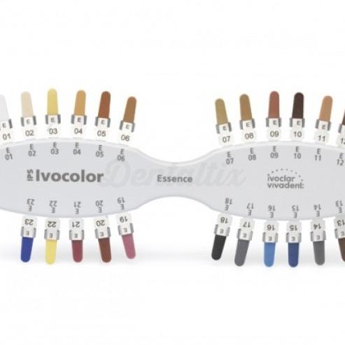 IPS IVOCOLOR essence guia de color Img: 201807031