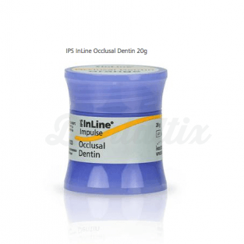 IPS INLINE impulse occl dentin naranja 20 g Img: 201807031