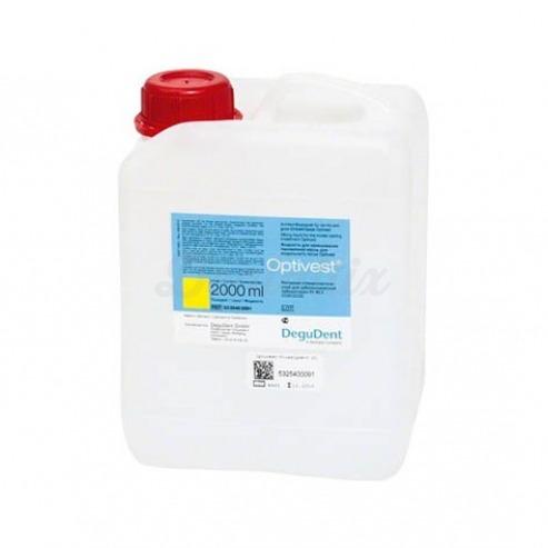 Optivest - Material De Revestimiento - Líquido de mezcla de 2L Img: 202003071