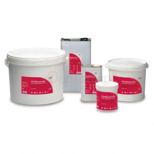 ORTHORESIN porcion transp (500 g + 250 ml) Img: 201807031