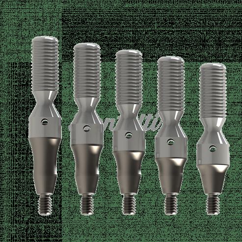 Pilar minicónico para implantes conexión interna 3.5 mm - 2.0 mm Img: 201812221