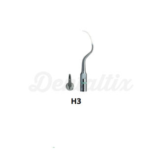 PUNTAS ULTRASONIDOS PERIODONCIA H3 (1u.) Img: 201807031