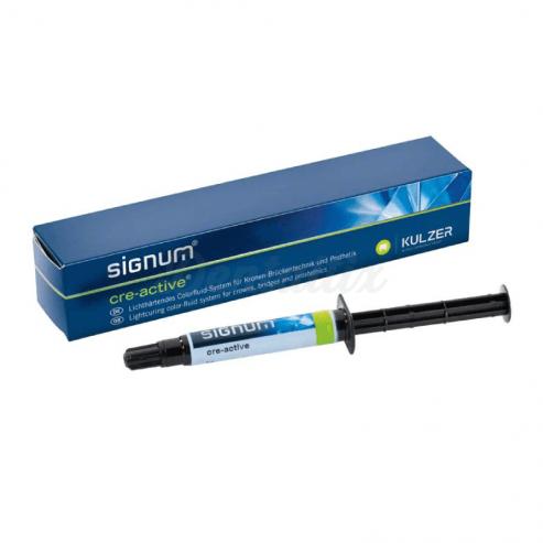 SIGNUM CRE-ACTIVE Recubrimiento Estético (3g)-white 3 g Img: 201903231