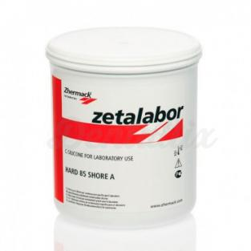 ZETALABOR 5kg. + 2 CATALIZADORES GEL SILICONAS CONDENSACION LABORATORIO