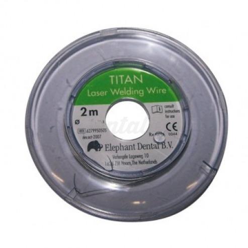 SOLDADURA TITAN LASER WISIL 0,5 mm 2 m
