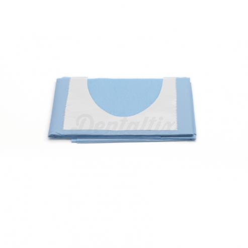 "Tallas absorbentes/impermeables con fisura en ""U""  75x90 cm - Fisura 11 x 9 cm Img: 201807031"